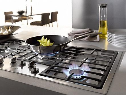 Resultado de imagen para cocina plancha acero elegante