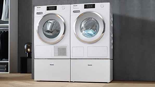 Emborracharse pestaña Granjero  Miele Lavadoras, secadoras y sistemas de planchado